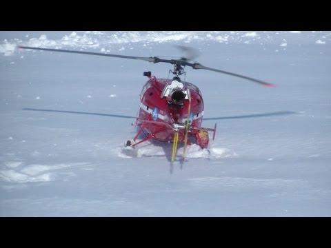 ❄☆full-scale-rc-sa-319b-alouette-3-air-zermatt-helicopter☆❄