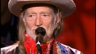Willie Nelson - Whiskey River (Live at Farm Aid 2001)