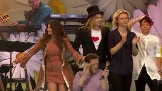 Martin Almgren - Bruce Springsteen-medley - Lotta på Liseberg (TV4)