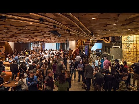 See What Makes The World's Largest Starbucks So Over-The-Top