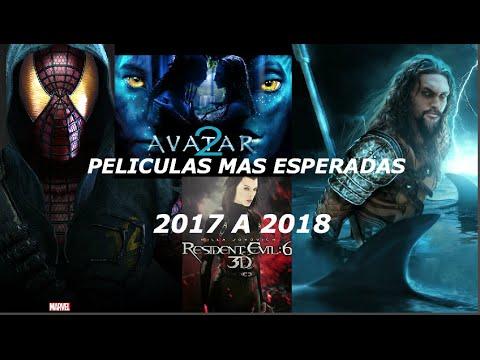 5 peliculas mas esperadas del 2018