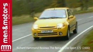 Video Richard Hammond Reviews The Renault Clio Sport 172 (2000) download MP3, 3GP, MP4, WEBM, AVI, FLV April 2018