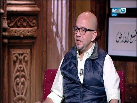 الكاتب عمر طاهر فى حوار خاص لباب الخلق مع الإعلامى محمود سعد