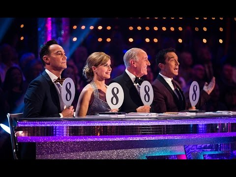 Strictly Come Dancing - The Wanted Live Performance
