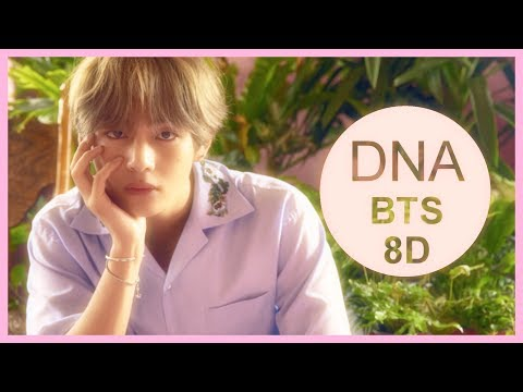 BTS (방탄소년단) - DNA [8D USE HEADPHONE] 🎧