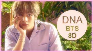 Video BTS (방탄소년단) - DNA [8D USE HEADPHONE] 🎧 download MP3, 3GP, MP4, WEBM, AVI, FLV Juni 2018