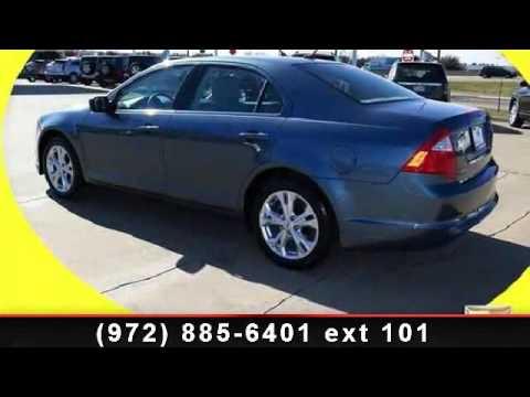 2012 Ford Fusion   Jupiter Chevrolet   Garland, TX 75041