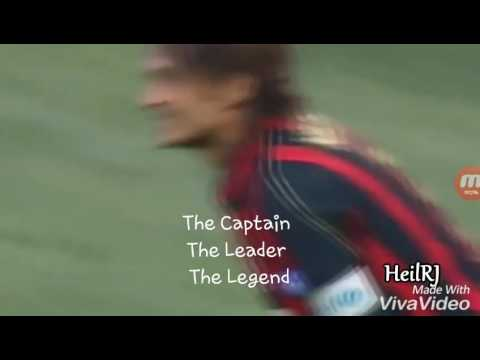 Paulo Maldini one of the greatest defender in football history