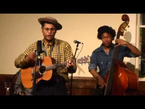 Dom Flemons Trio  'Have I Stayed Away Too Long?'