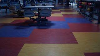 ПВХ плитка в Боулинг-Центре(, 2015-08-06T20:32:59.000Z)