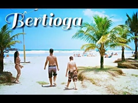 Beach Brazil-Praias de Bertioga litoral norte/Boracéia e Vista Alegre