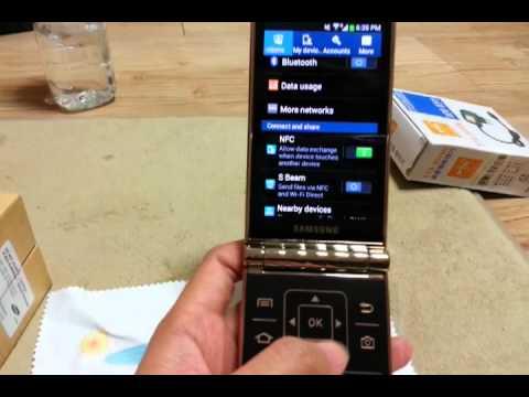 มือถือเกาหลี แท้ Samsung Galexy Golden SHV-E400