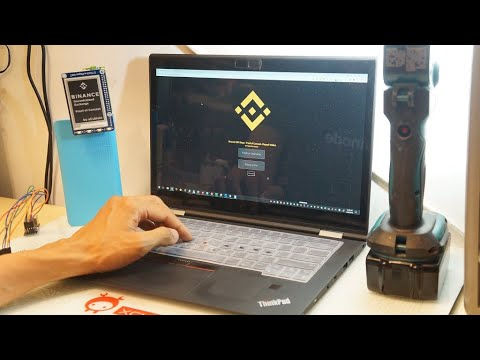 Binance Chain DEX - Proof of Concept DEMO - Built with Ardor. Made by XCUBICLE