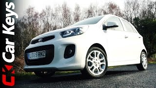 Kia Picanto 2016 review - Car Keys