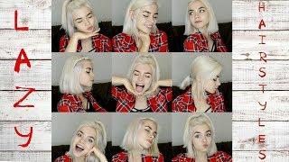 Очень ЛЕГКИЕ прически для КОРОТКИХ волос на каждый день