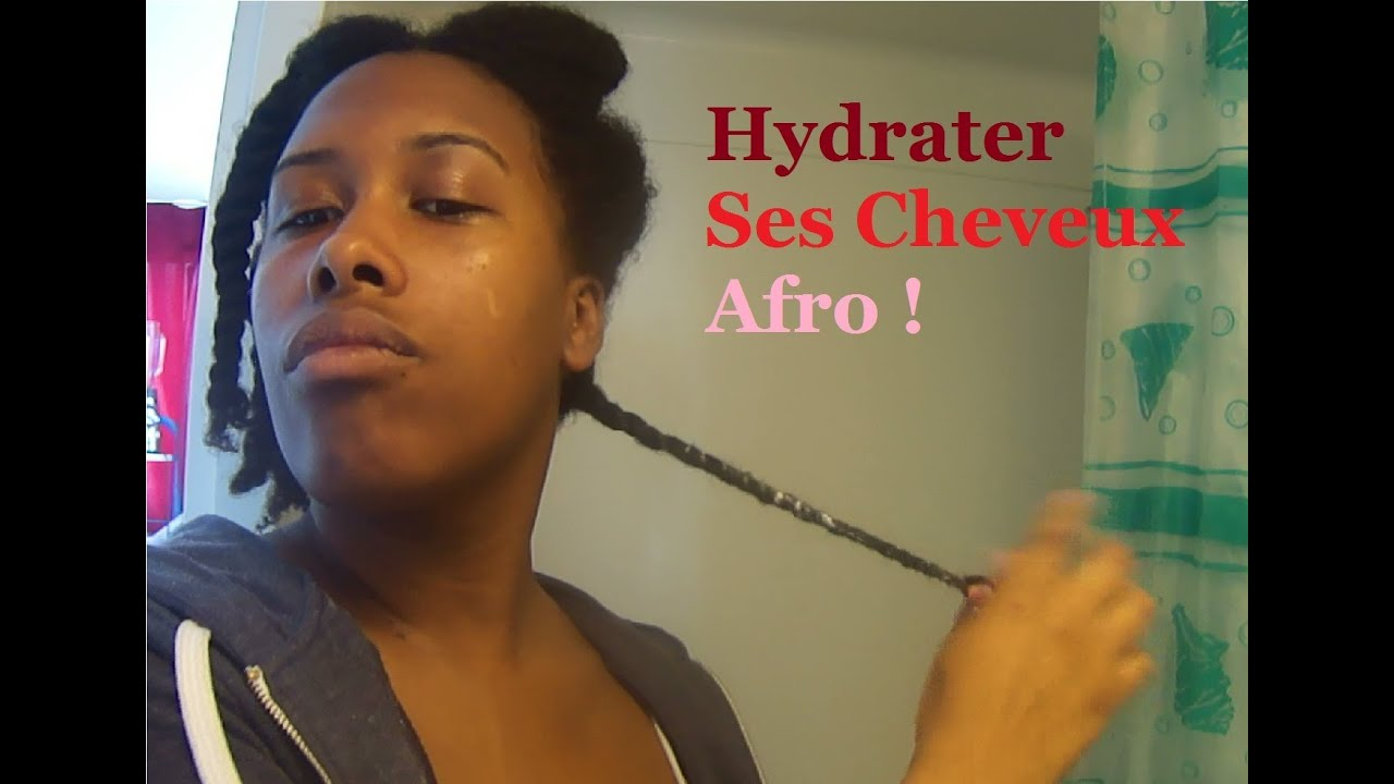 comment hydrater les cheveux afro ma m thode cheveux naturels youtube. Black Bedroom Furniture Sets. Home Design Ideas