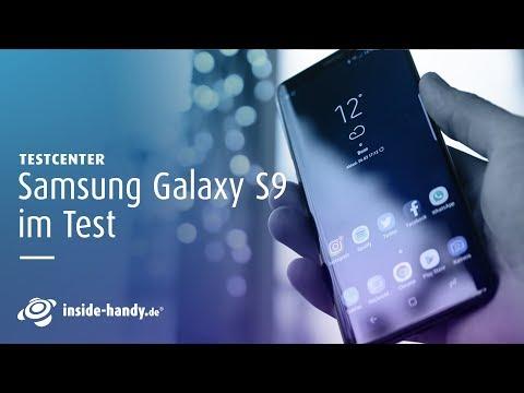 Samsung Galaxy S9 im Test   Deutsch