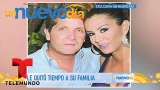 Juan Zepeda habla sobre la vida sexual de Ninel Conde   Un Nuevo Día   Telemundo
