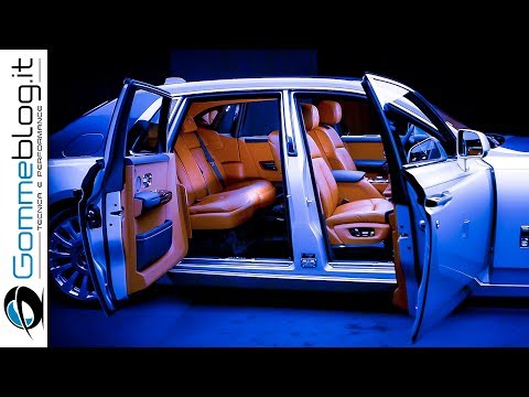 Rolls Royce Phantom 2018 HOW IT'S MADE - Best LUXURY Hand Made Ever?