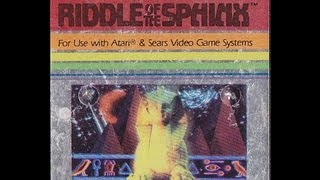 Riddle of the Sphinx Video Walkthrough