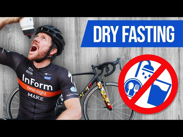Why I'm DRY FASTING for Performance Gains (Week 6)