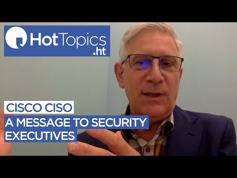 A message to security executives
