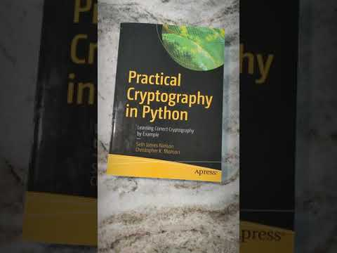 My 4 favorite Cryptography books for Hackers.