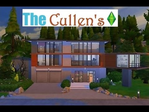 The Sims 4 The Cullen S Speed Build Youtube
