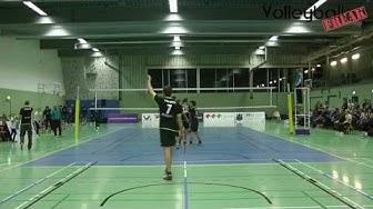 Dritte Liga Volleyball: TVA Hürth vs Tus Mondorf