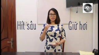 Viet S Voice - hướng dẫn luyện thanh cơ bản - bài 1