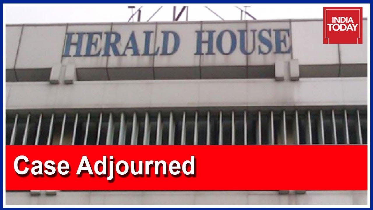 National Herald Case Hearing Adjourned To November 22