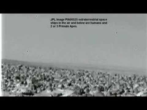 Mars Extraterrestrials on Ground and in Sky atmosphere