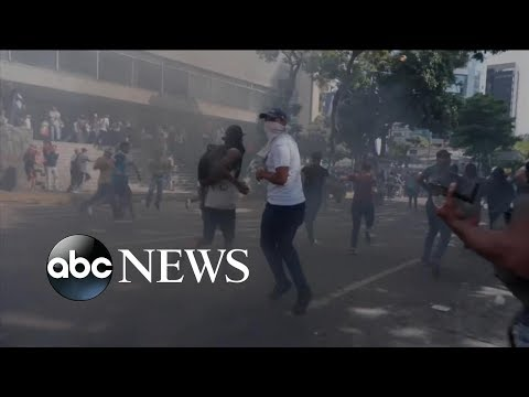 US diplomats ordered to leave Venezuela