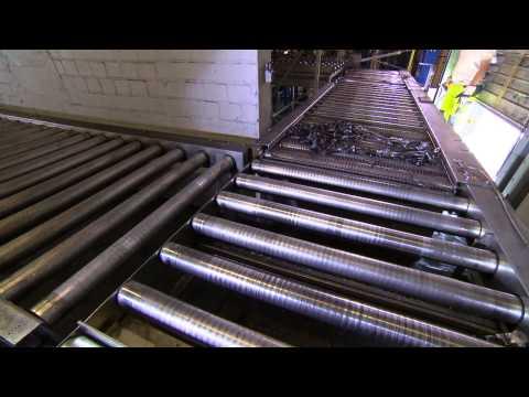 Recycling of carbon fibre-reinforced plastics