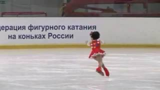 Elizabet Tursynbaeva...How it begins...