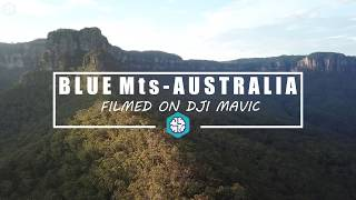 Inspiring drone footage | Blue Mountains - Australian