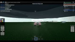 ROBLOX Storm Chasing on Project SLC S1E9 - Chasing A Cyclic Supercell Ep1/2