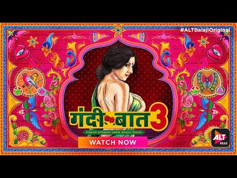 Gandii Baat | Season 3 | Uncensored  Snippets | Streaming Now | ALTBalaji