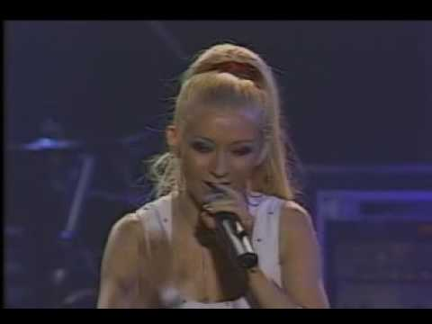 Christina Aguilera - I Turn To You (Live @ Psykoblast Tour) (2000)