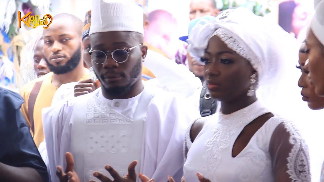 Download Nikkah Wedding Ceremony of Pasuma's Daughter, Oyindamola and Her Husband Olajuwon Bello