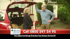 RIAS Car Insurance advert