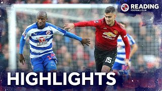Extended highlights | Manchester United 2-0 Reading | Emirates FA Cup | 5th January 2019