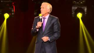 Greg Norman speaks at Organo Gold's 2013 International Convention