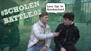 HOE SLIM IS JOUW SCHOOL?! - Berlage Lyceum VS. Pieter Nieuwland Seizoen 2 #2
