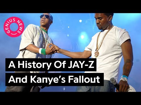 "From ""Big Brother"" to ""Kill Jay Z""  A Timeline Of Jay And Kanye's Fallout  Genius News"