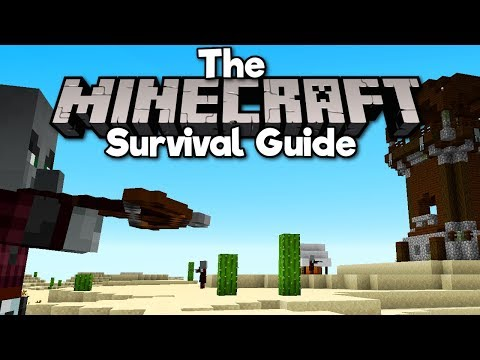 pillager-outposts,-raids-&-crossbow!-▫-the-minecraft-survival-guide-(tutorial-lets-play)-[part-128]