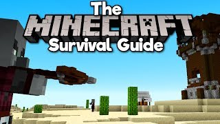Pillager Outposts, Raids & Crossbow! ▫ The Minecraft Survival Guide (Tutorial Lets Play) [Part 128]