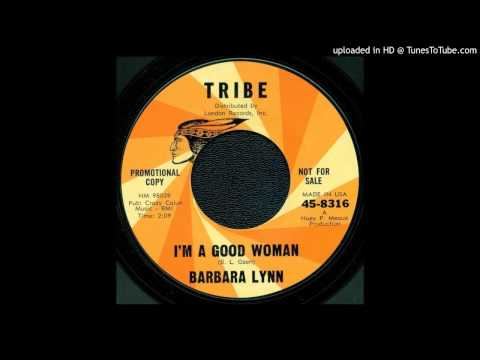 Клип Barbara Lynn - I'm a Good Woman
