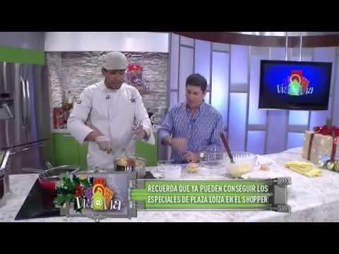 Chef Edgardo Noel: Sorullitos de maíz y queso
