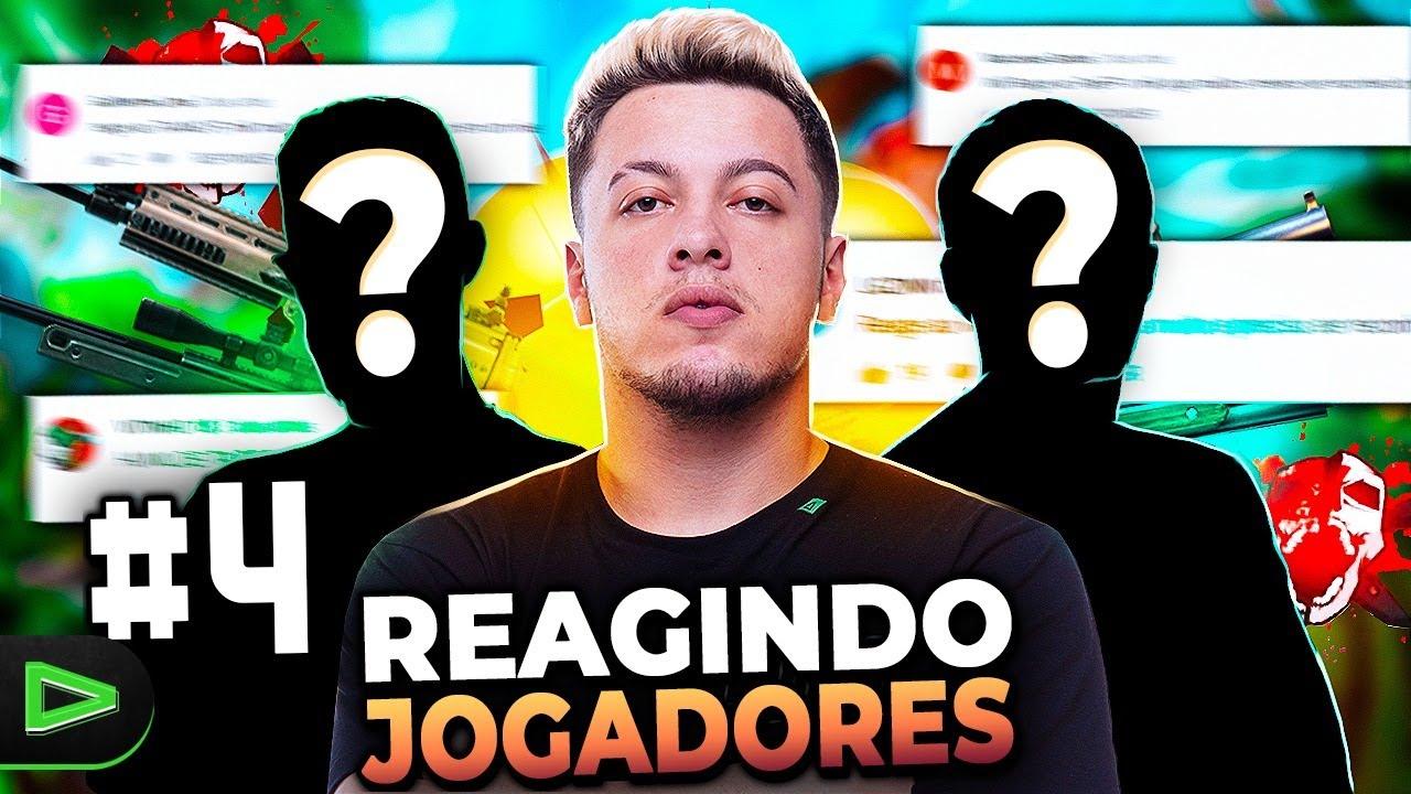 REAGINDO A JOGADORES DESCONHECIDOS #04